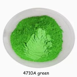 مايكا أخضر