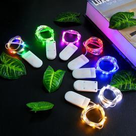 اضاءة كهرباء  مع بطارية بكل الألوان